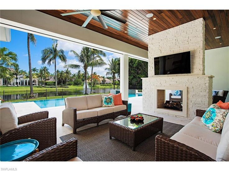 768 best images about naples florida outdoor living for Outdoor living spaces florida