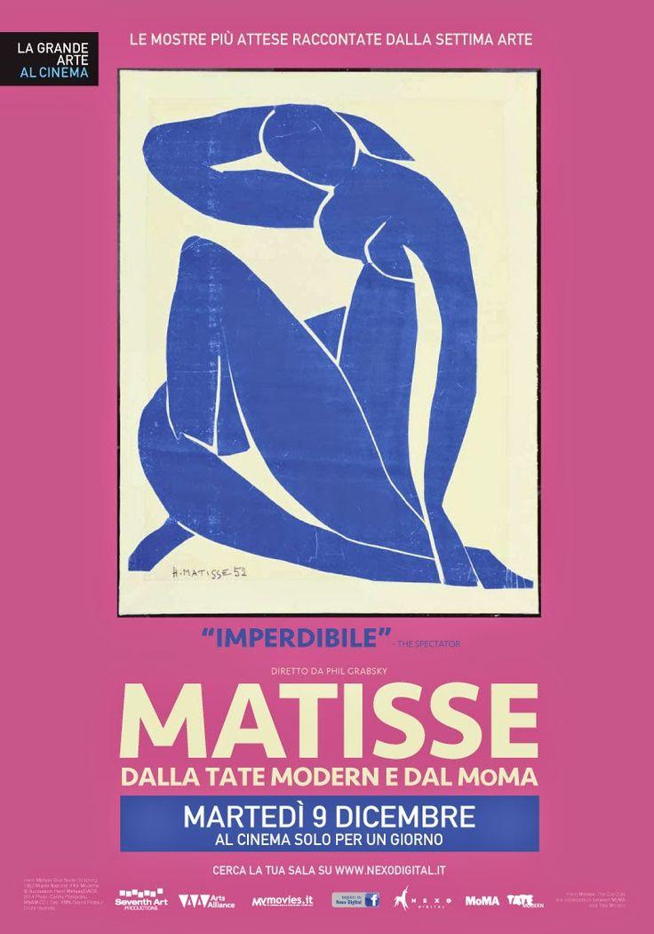 Matisse sul grande schermo. Esclusiva visita guidata nella mostra della Tate Modern di Londra e del MoMA di New York