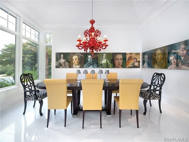 Best naples florida drool worthy dining rooms images