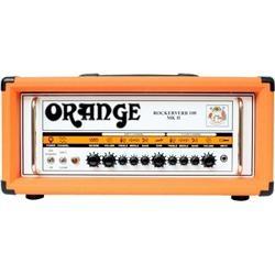 Orange Amplifiers Rockerverb 100 MK II 100W Tube Guitar Amp Head Orange