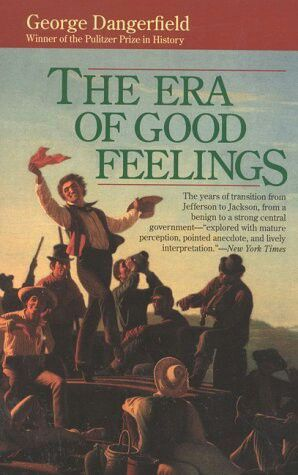 TheEra of Good Feelings marked a period in the political history of the United States that reflected a sense of national purpose and a desire for unity among Americans in the aftermath of theNapoleonic Wars.[2]The era saw the collapse of theFederalist Partyand an end to the bitter partisan disputes between it and the dominantDemocratic-Republican Partyduring theFirst Party System.[3]PresidentJames Monroeendeavored to downplay partisan affiliation in making his nominations, with…