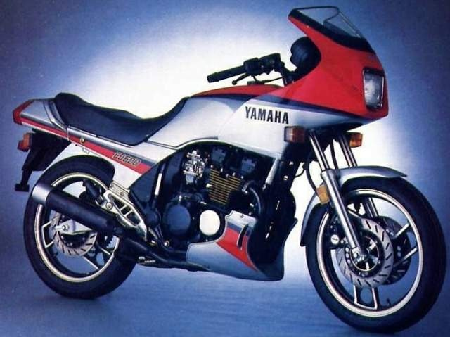FJ 600, 1984