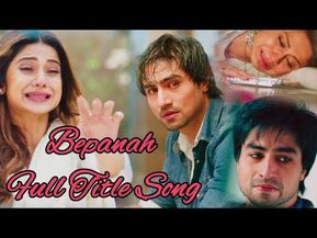 Bepanah Full Title Song Lyrics Bepanah Pyaar Hai Tumse Full Song
