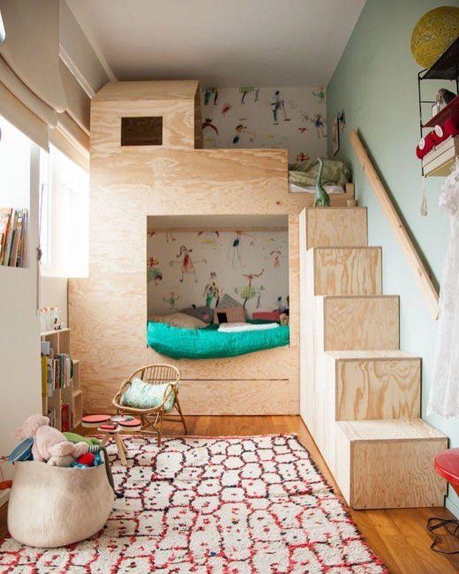 Para o quarto da criançada!  Pinterest:  http://ift.tt/1Yn40ab http://ift.tt/1oztIs0 |Imagem não autoral|