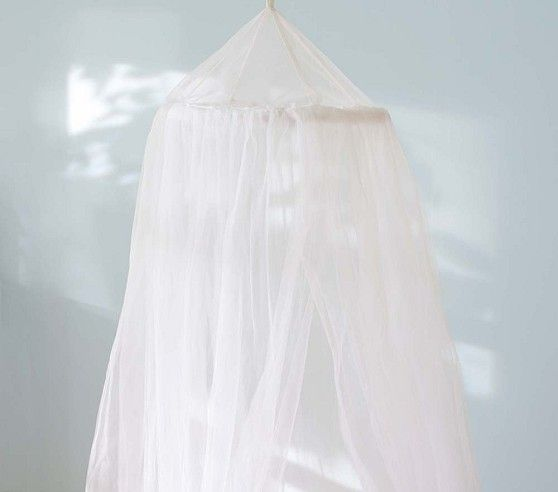 Classic Tulle Canopy | Pottery Barn Kids