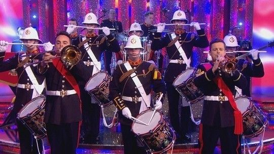 End Of The Show Show: Royal Marines