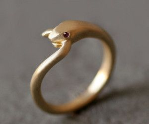 Slangen ring - EYEspired