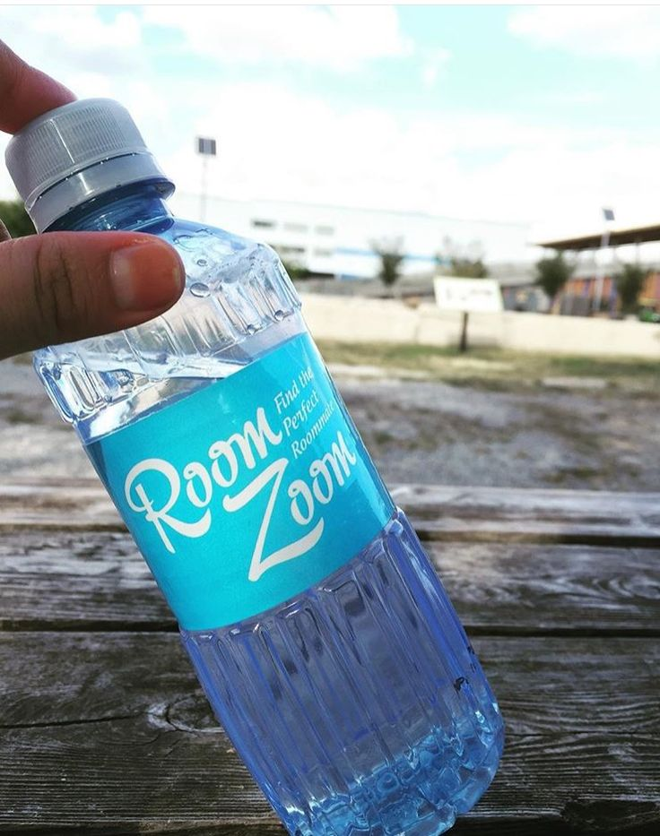 Room Zoom in NY shared this great photo of their #BYB custom label bottled water with us.  If you are looking for a roommate in the NYC area, check out Room Zoom!  #customlabelbottledwater #customlabels #water #roommate #NYC