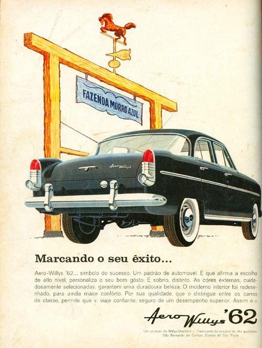 Aero Willys 1962