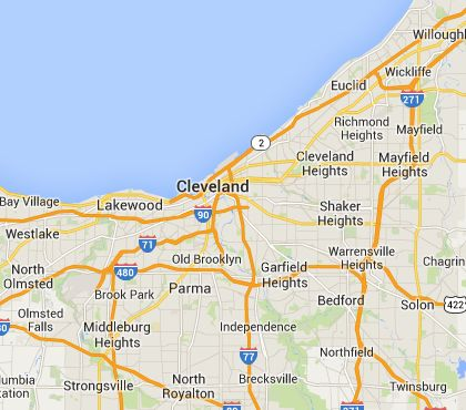 CLEVELAND OHIO (OH) PROFILE — Population, maps, real estate, averages, homes, statistics, relocation, travel, jobs, hospitals, schools, crime, moving, houses, news, weather ...