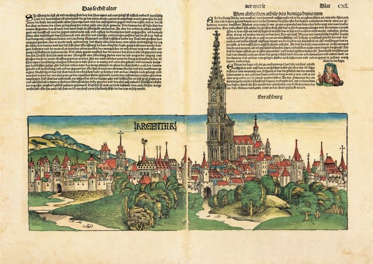 Schedel. Chronicle of the World - 1493. TASCHEN Books