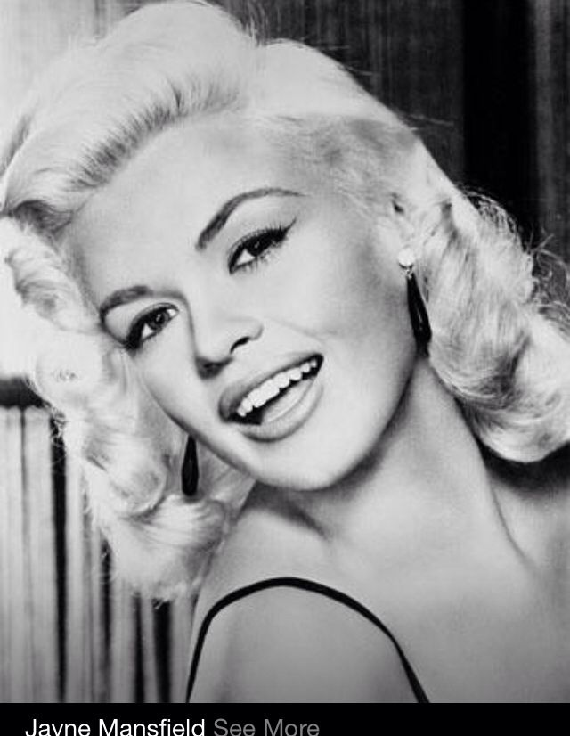 1000 images about people on pinterest historical photos for How old was jayne mansfield when she died