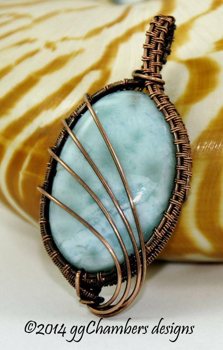 393 best wire wrapped jewelry images on pinterest | necklaces