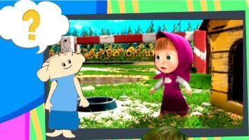"""Учимся вместе - Как делают мультфильмы? - Маша и Медведь - сладкая жизнь http://video-kid.com/10865-uchimsja-vmeste-kak-delayut-multfilmy-masha-i-medved-sladkaja-zhizn.html  Детская передача """"Учимся Вместе"""" - Как делают Мультфильмы?Короткий, но познавательный рассказ для детей о том, как делали и делают мультфильмы.В конце рассказа маленькие зрители смогут нажать на кнопку """"Play"""" и посмотреть мультфильм Маша и Медведь сладкая жизнь.Другие выпуски передачи """"Учимся Вместе"""" можно посмотреть…"""