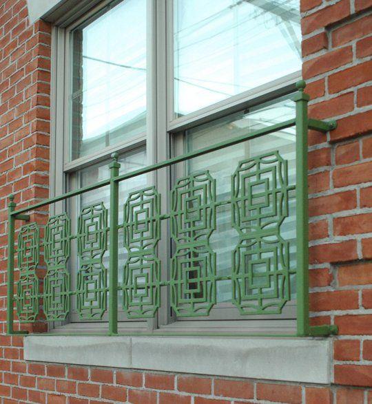 Look! Decorative Window Bars In Philadelphia