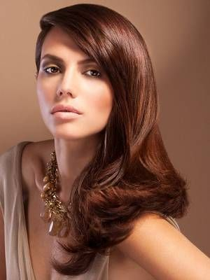 Light Chocolate Brown Hair Shade