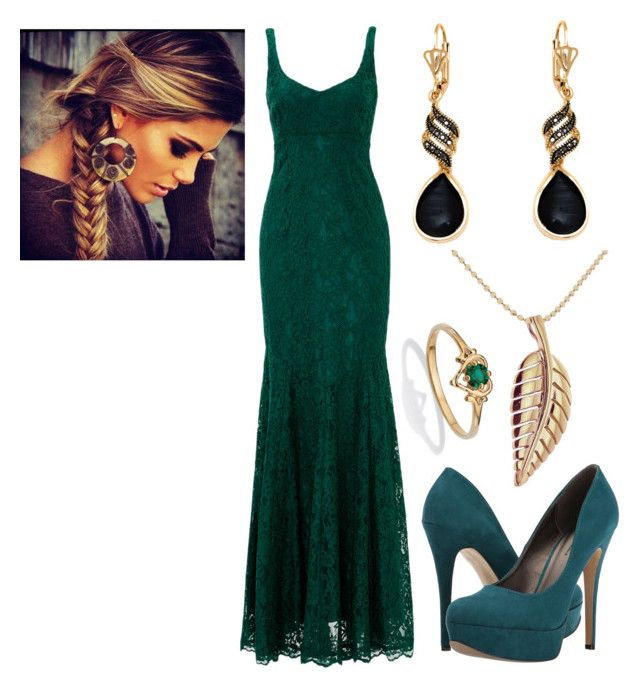"""""""879"""" by liccysilva ❤ liked on Polyvore featuring Nicole Miller, Michael Antonio, Palm Beach Jewelry and Jennifer Meyer Jewelry"""