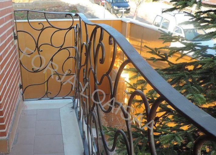 Balcones - Forja Loaisa