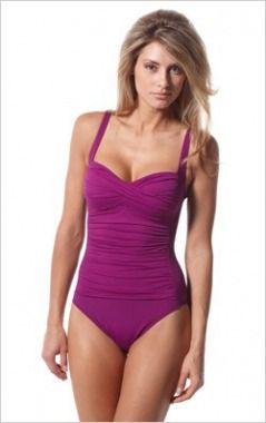 One Piece Bathing Suits - Flattering Swimwear - Parenting.com