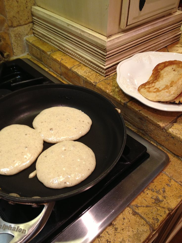 Cinnamon Vanilla Bean pancakes~make from scratch or use a prepared mix ...