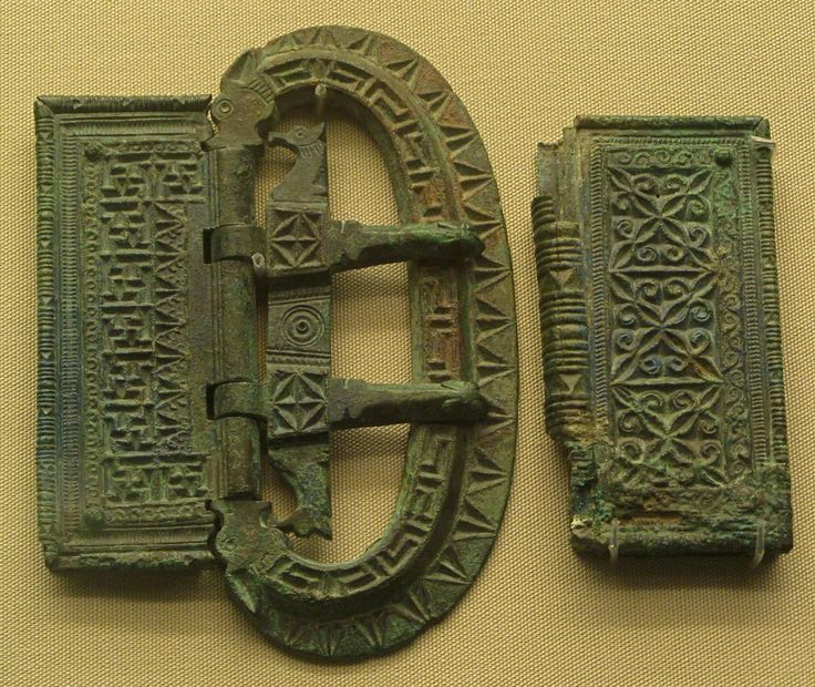 Roman Military Buckle | Flickr - Photo Sharing!