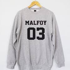 Image result for draco malfoy jumper tumblr