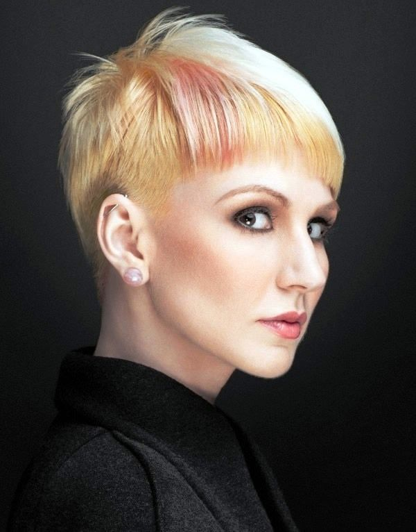 round faces bangs - Short hairstyles for round faces – Hairstyles Site thehairstylesites.com