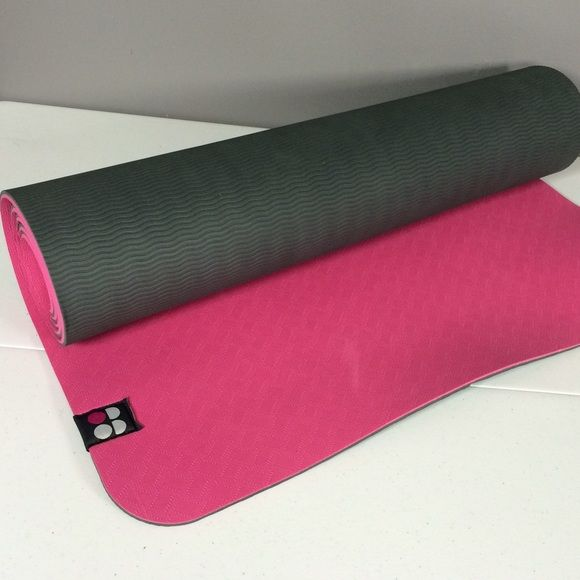 Sweaty Betty Yoga Mat BUNDLED! Used once yoga mat by hot brand from the UK called SWEATY BETTY. Brand new mat is $65USD. Sweaty Betty Other