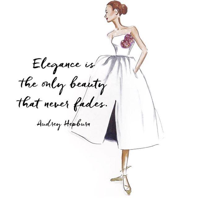#audrey #stylespiration #elegance