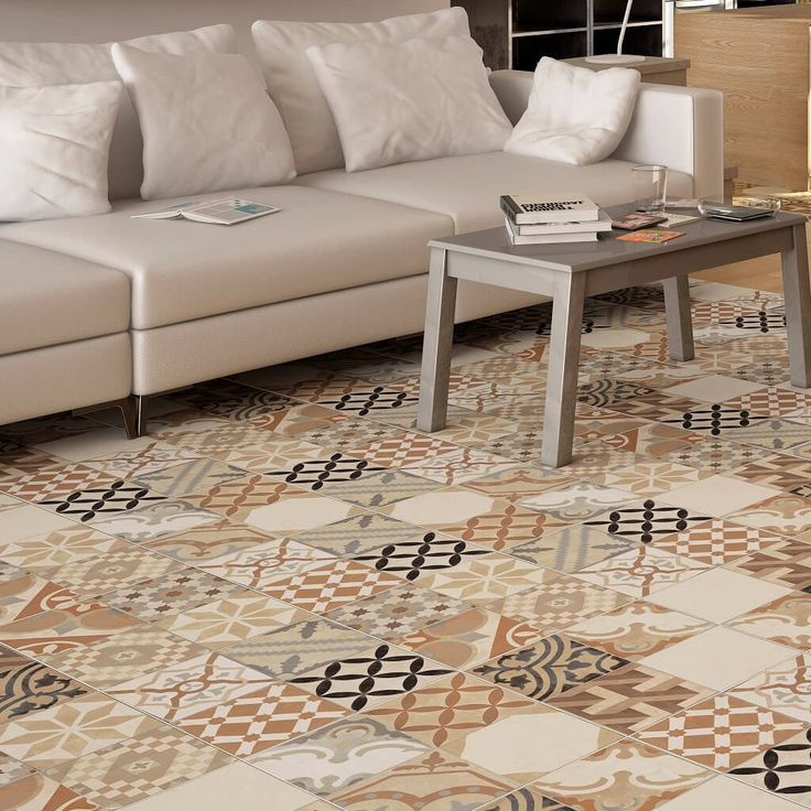 Moments Mix Floor Tiles 45 X 45 Cm. Mesas De CaféIdéias Do BanheiroTelhasCream  CouchTile Ideas Part 52