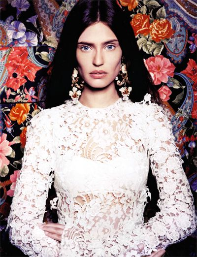 Bianca-Balti-Dolce-Gabbana-FW13-officiel-italia-madonna