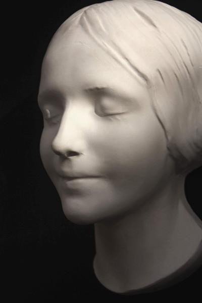 La Belle Italienne (Mask) - Item #744 | Giust Gallery