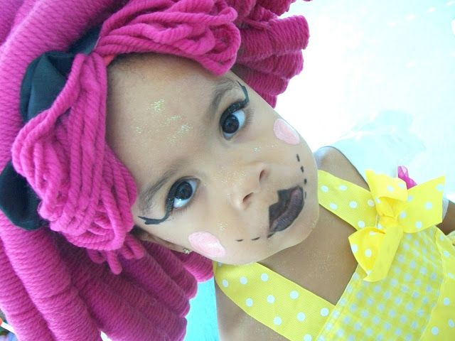 lalaloopsy homemade costume ideas - Google Search