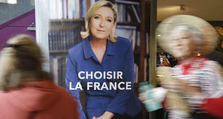 Meanwhile, back in La Belle France... #PJMedia  https://pjmedia.com/election/2017/04/27/meanwhile-back-in-la-belle-france/
