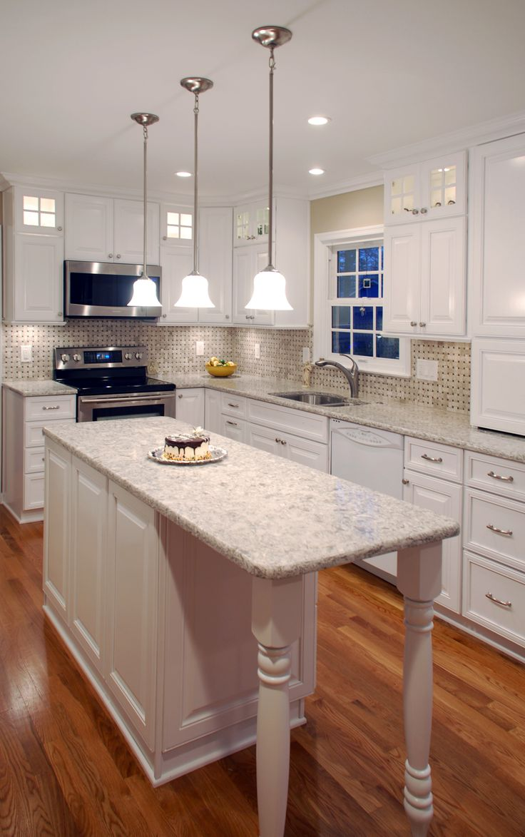 Design By Nicely Done Kitchens U0026 Baths Of VA | Features Holiday Kitchens  Riverside Paint Grade