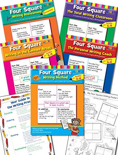Four Square: Writing Library Grade 5 Kit: A Kit That Uses...