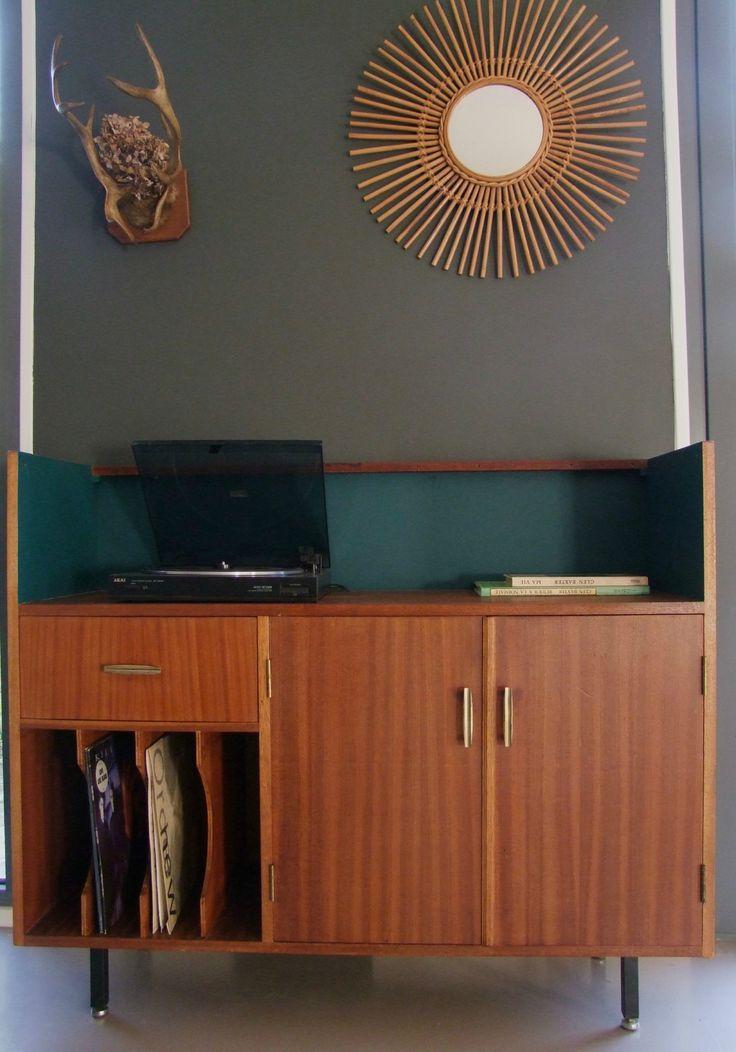 Meuble hi fi roll meubles vintage pataluna chin s d nich s et d lur s pataluna mobilier - Meubles chines ...