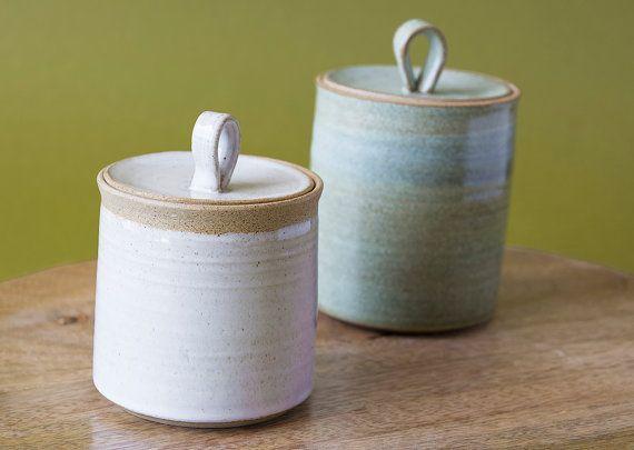 Best 25 Ceramic Jars Ideas On Pinterest Ceramic Boxes