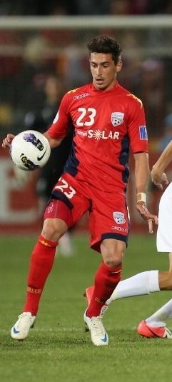 Evan Kostopoulos - Adelaide United FC - A-League
