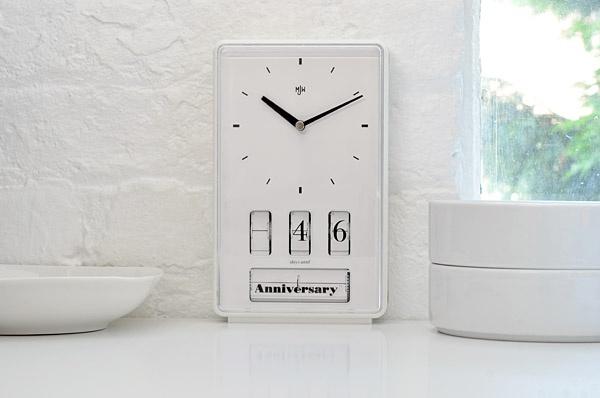 Horloge compte à rebours par M Jones Watches