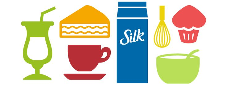 Tips on cooking with Silk milk products