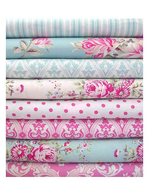 Love that this fabria line is called Ava Rose! I want the turquoise with roses! ava rose~aqua~tanya whelan