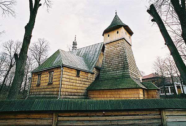 Binarowa St.Michael Archangel's church # kosciól drewniany #UNESCO world heritage site