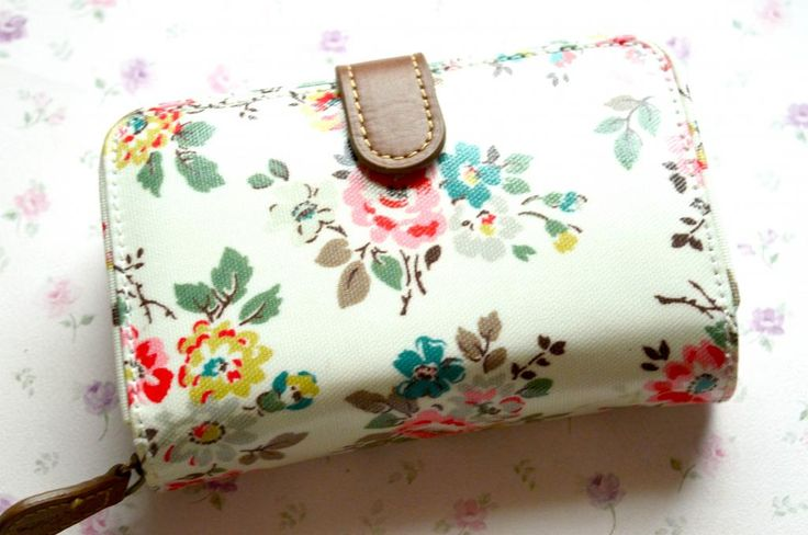 MY LATEST OBSESSION | CATH KIDSTON KINGSWOOD ROSE FOLDED ZIP WALLET
