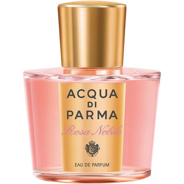 Acqua di Parma Rosa Nobile Eau de Parfum Natural Spray -100 ml found on Polyvore