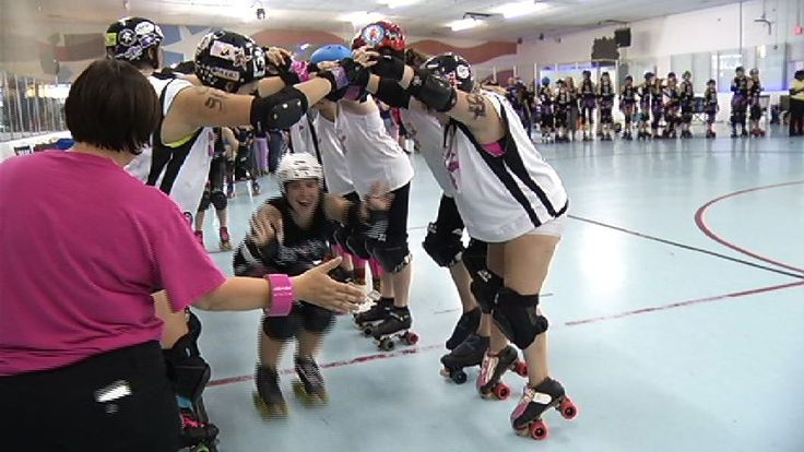 """""""Junior roller derby teaches important life lessons to young female skaters"""" from Bay News 9"""