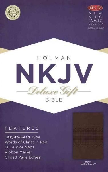The Holy Bible: New King James Version,, Leathertouch