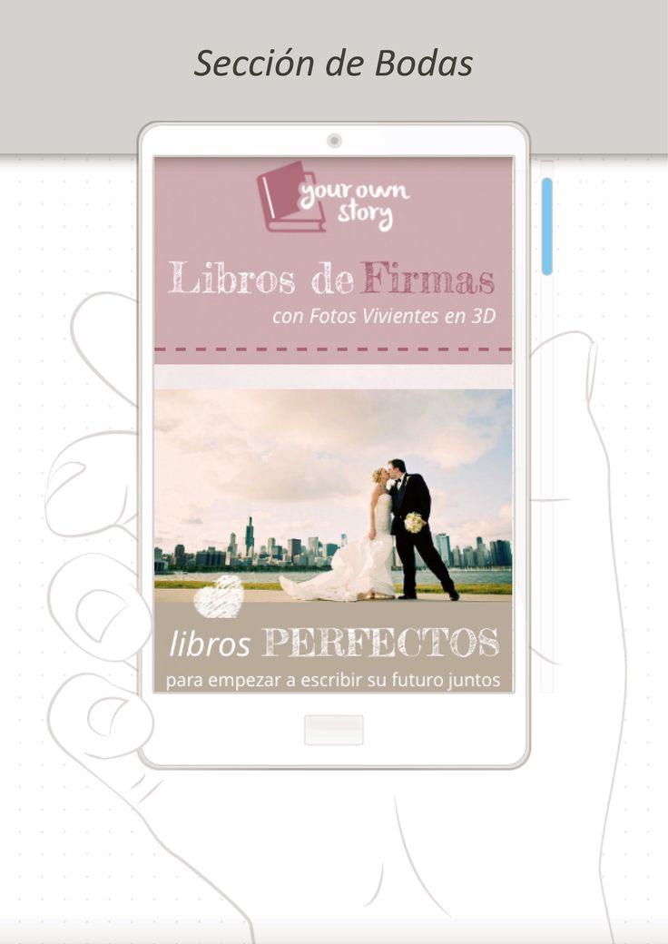 Si estás organizando tu BODA, encontrá acá Libros de Firmas con Fotos Vivientes en 3D http://www.milibrodefirmas.com/#!bodas/coq6