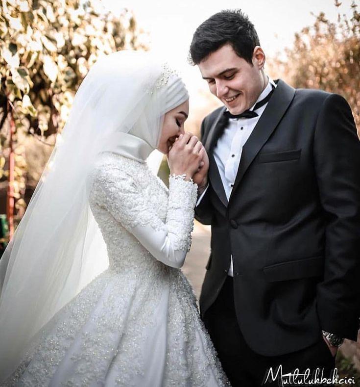 """16.9b Beğenme, 18 Yorum - Instagram'da Setr-i Nur / Suna Yurtalan (@setrinur): """"Setr-i Nur  0850 466 19 76 #setrinur #gelinlik #2018 #tesettür #gelinbaşı #makyaj"""""""