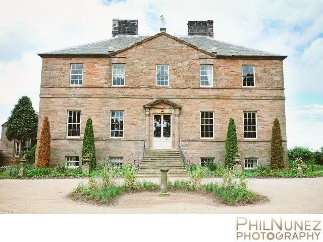The Wonderful Newton Hall New To North East Wedding Scene This Outstanding And Unique